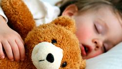 Los niños y su sueño