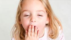 Niños, sueño y conducta